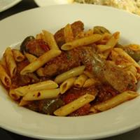 Penne_Sausage
